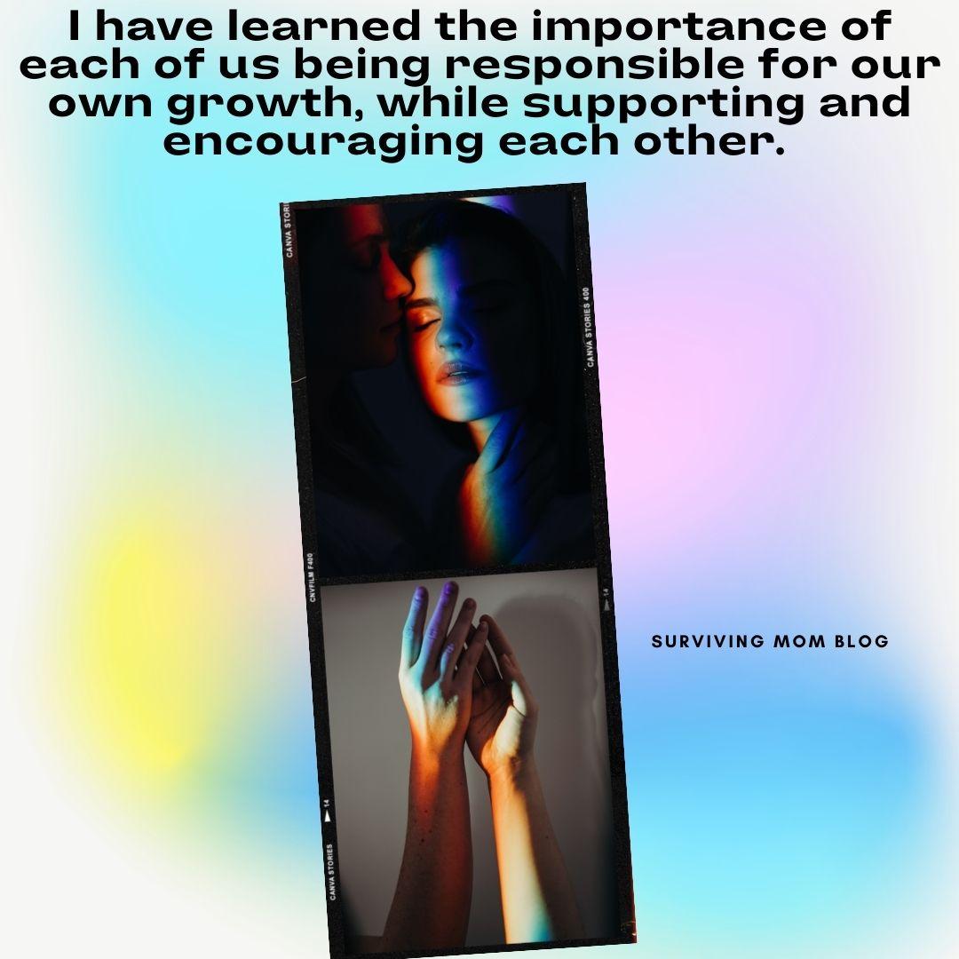 interdependent instead of codependent