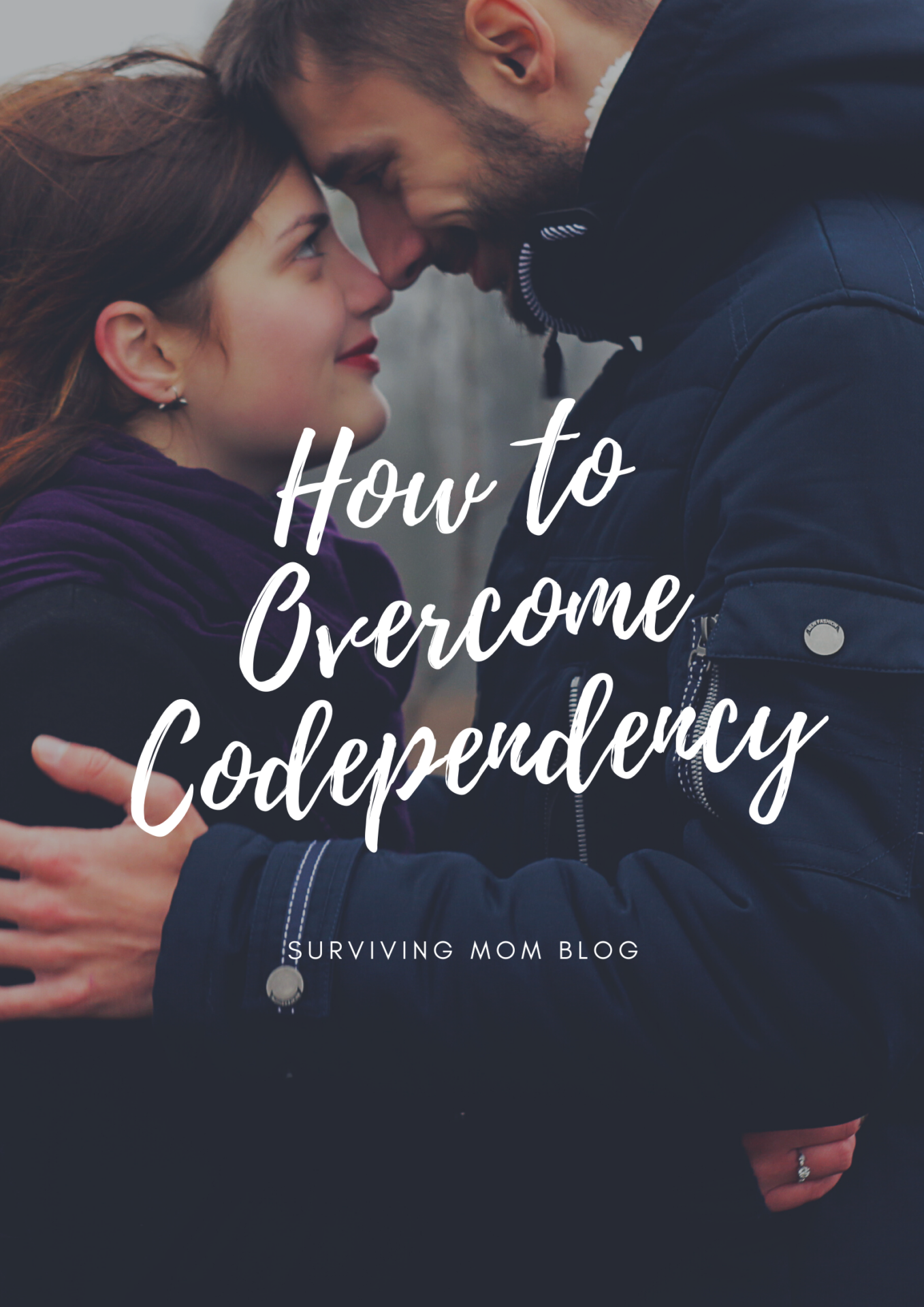 how to overcome codependency