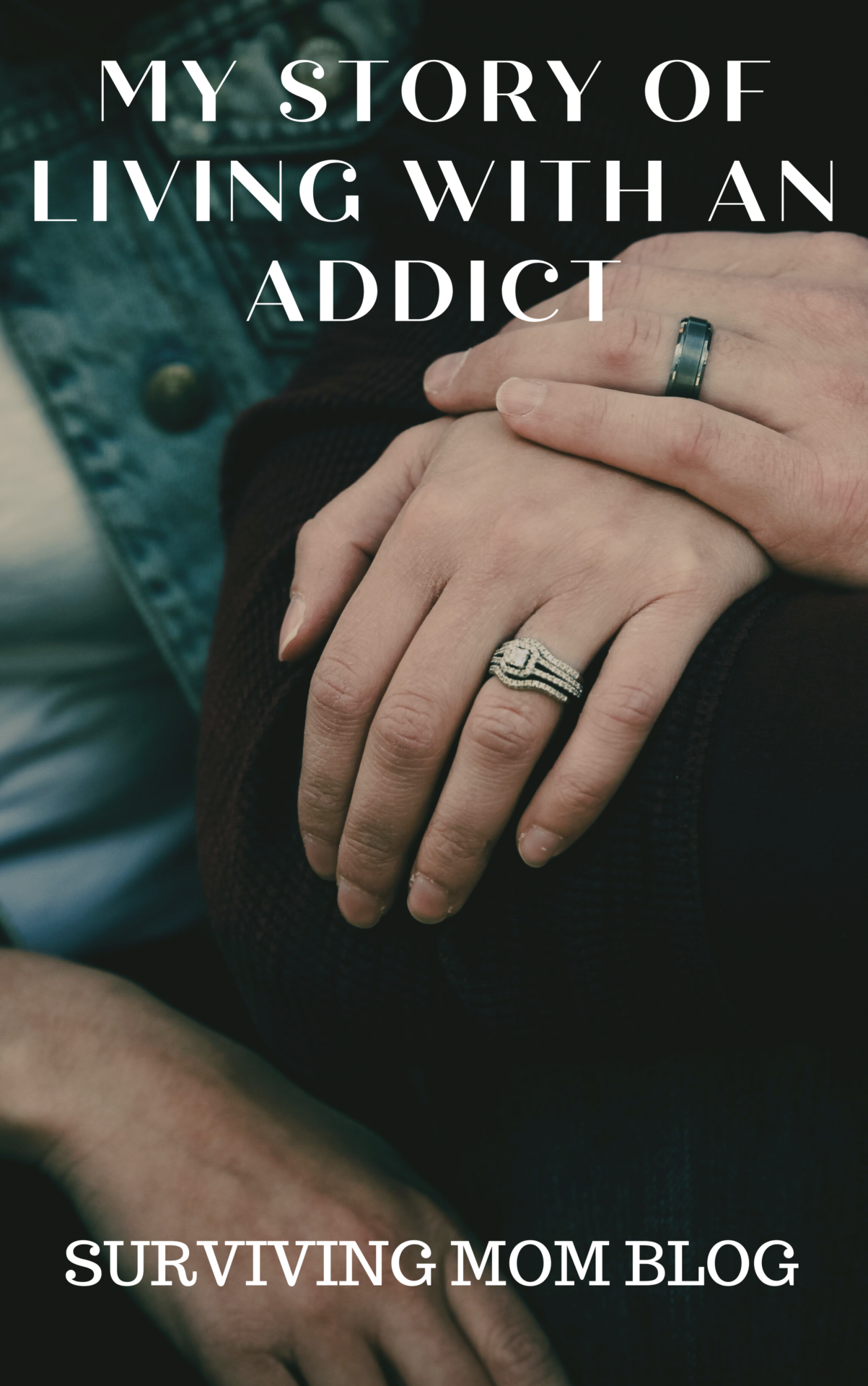 my story of living with an addict