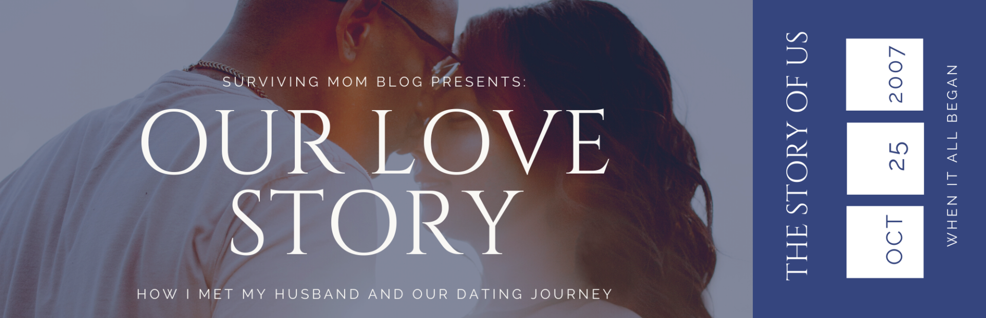 our love story - how i met my husband