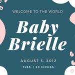 My Labor and Delivery of My Daughter: A Cautionary Tale