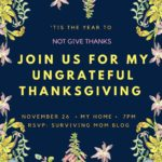 My Ungrateful Thanksgiving: My Year of Loss and Loneliness