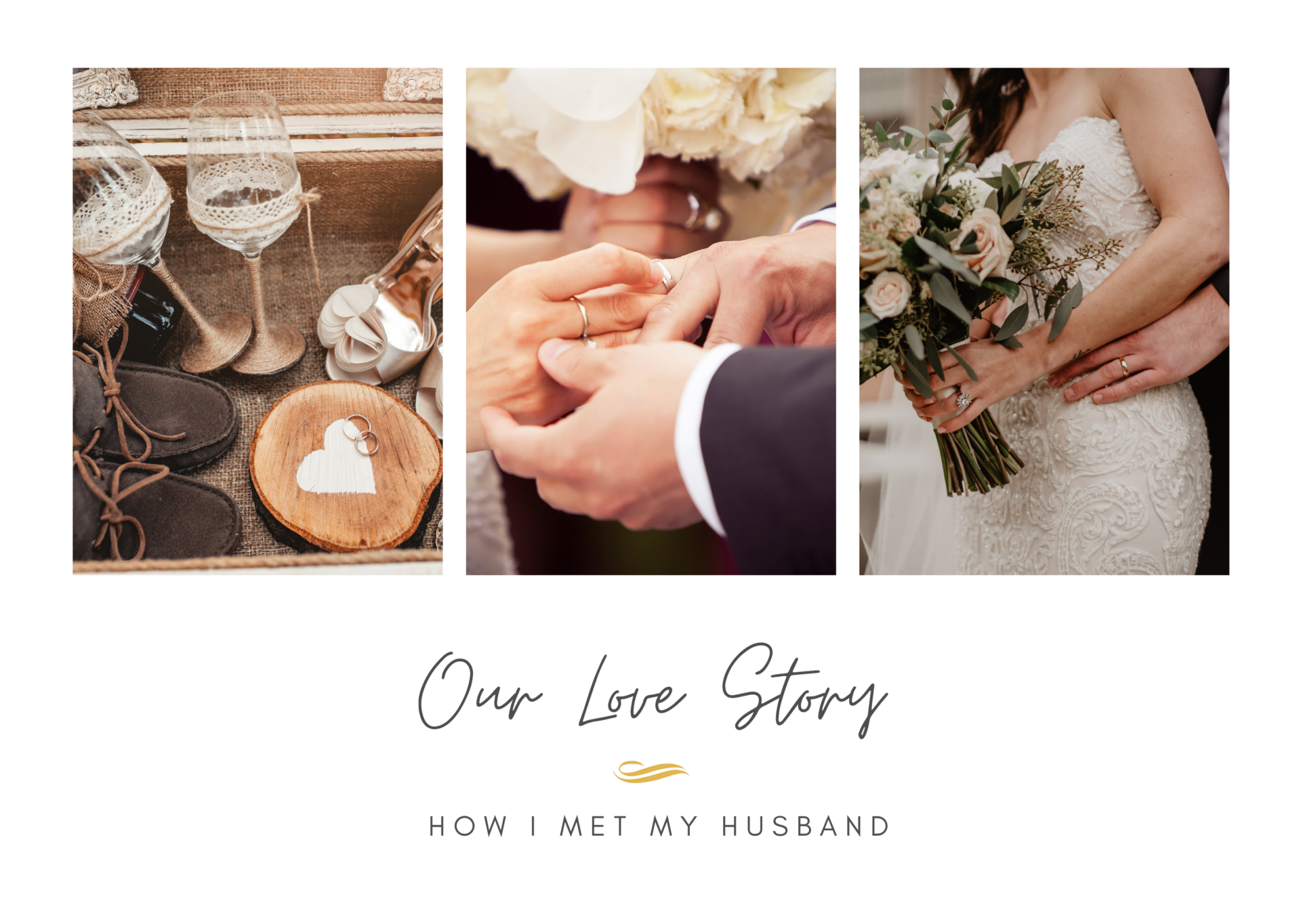 our love story how i met my husband
