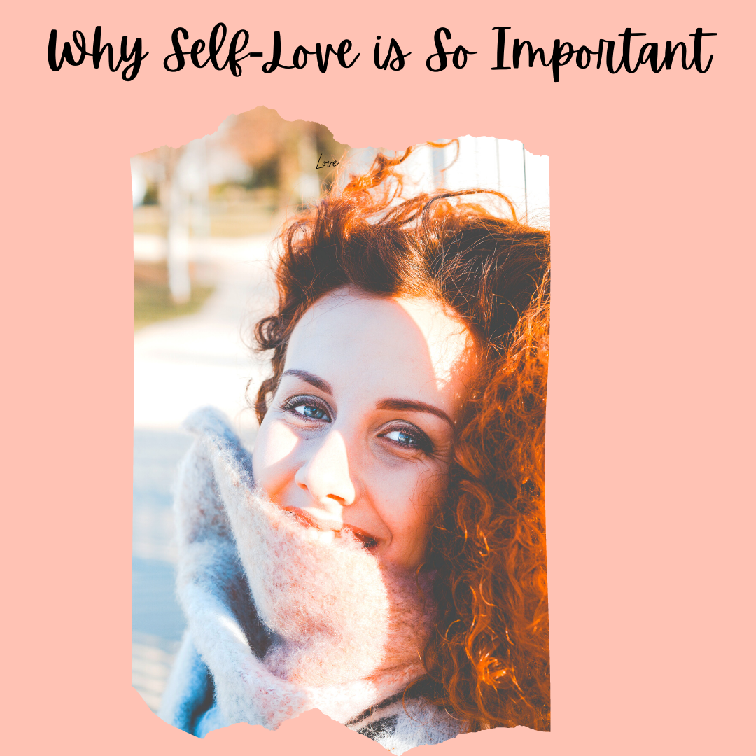 self love is so important