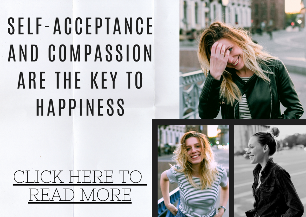 self acceptance and compassion
