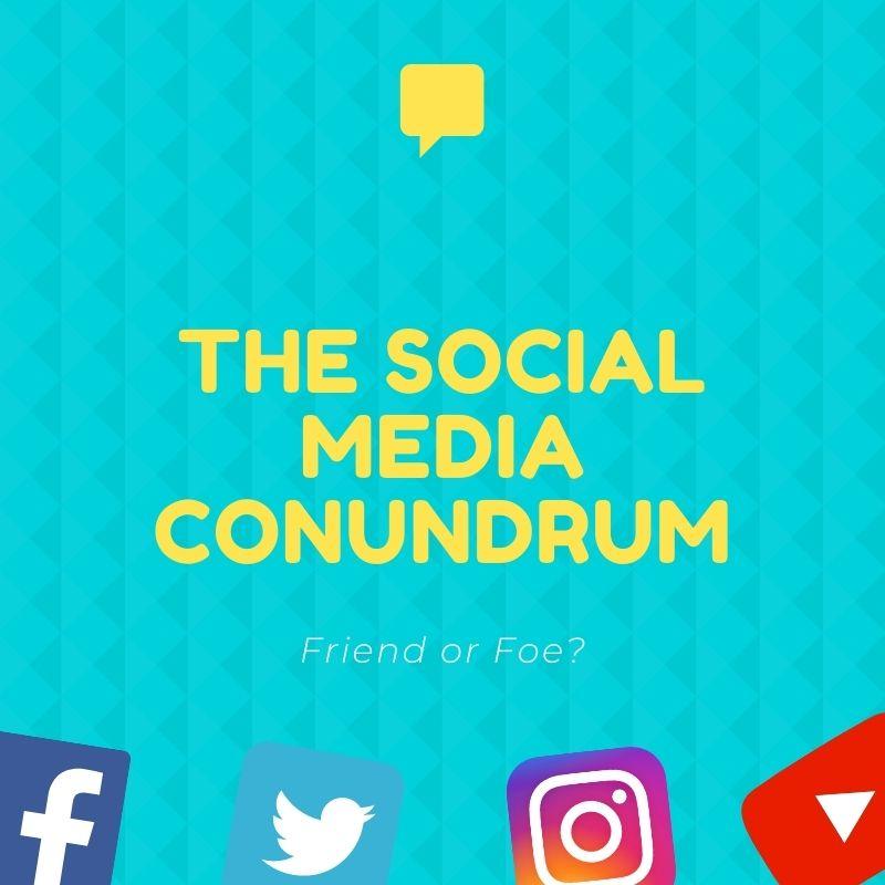 social media conundrum