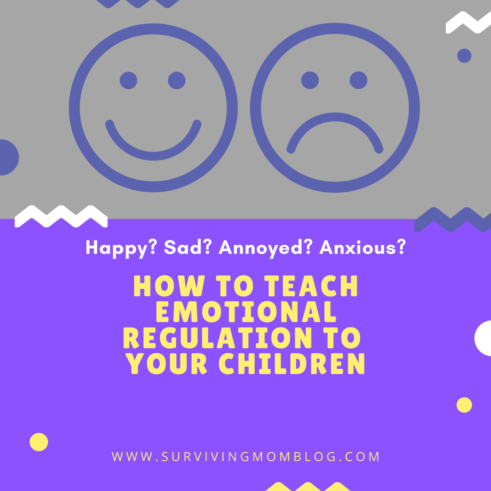 How to Teach Emotional Regulation to Your Children