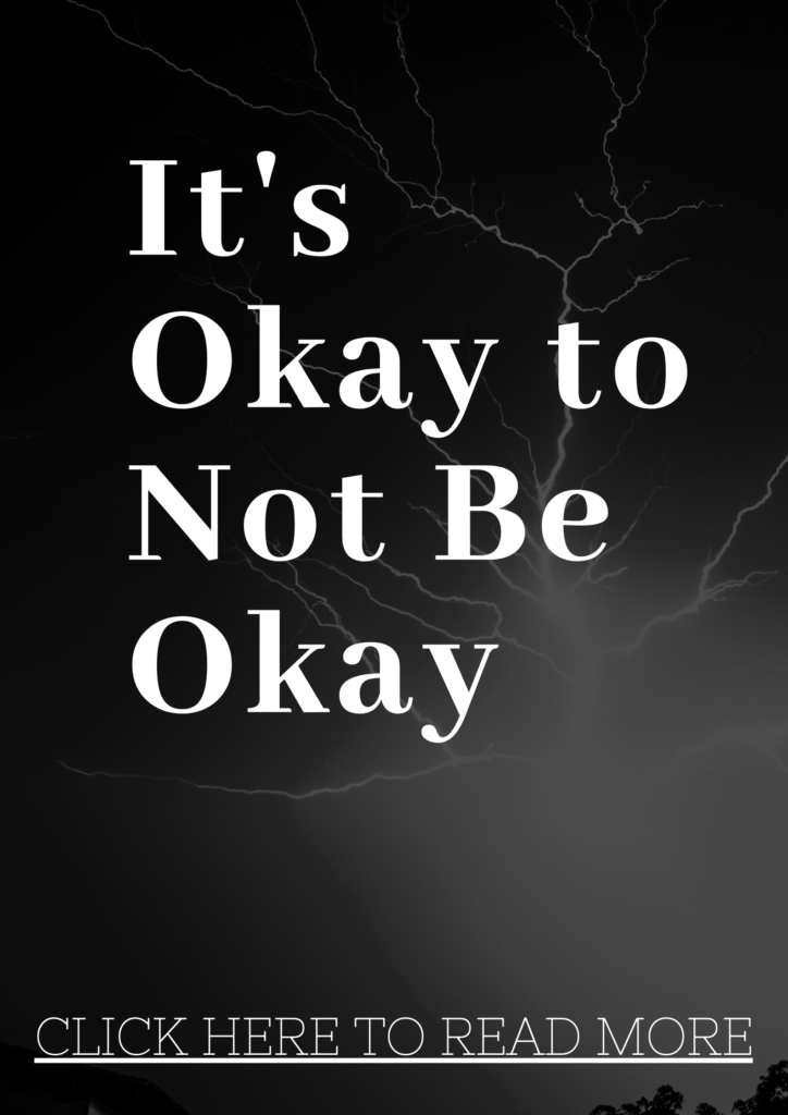 its ok to not be ok