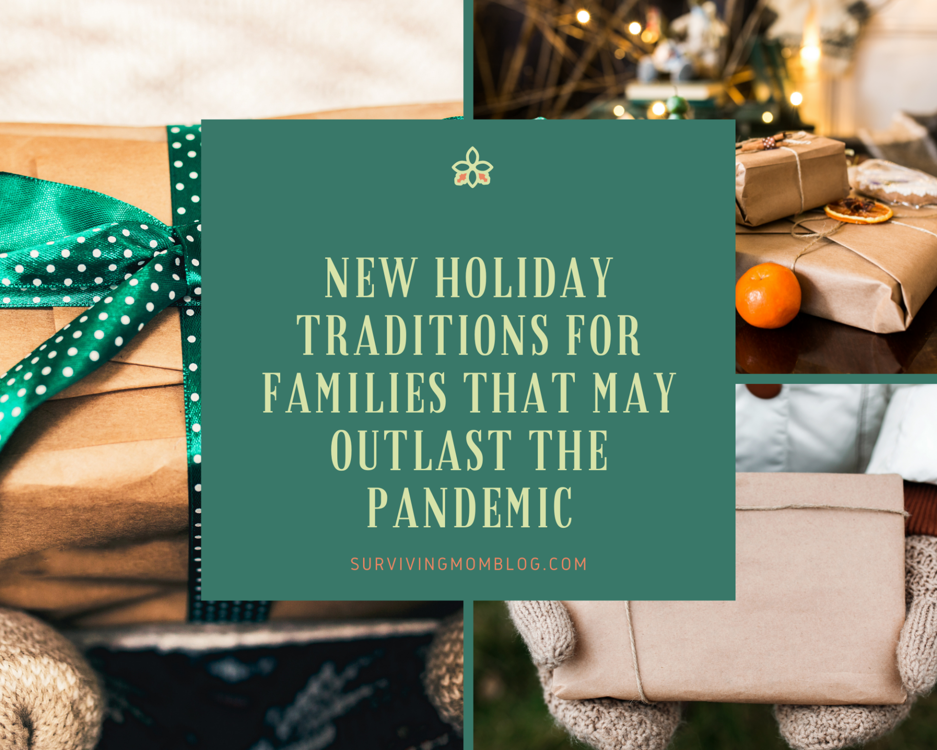 new holiday traditions