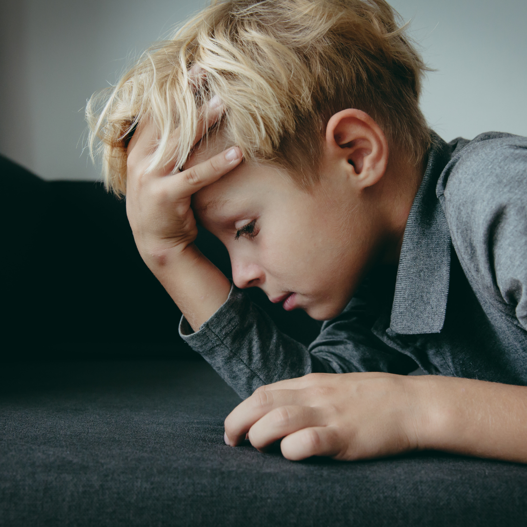 anxiety in children