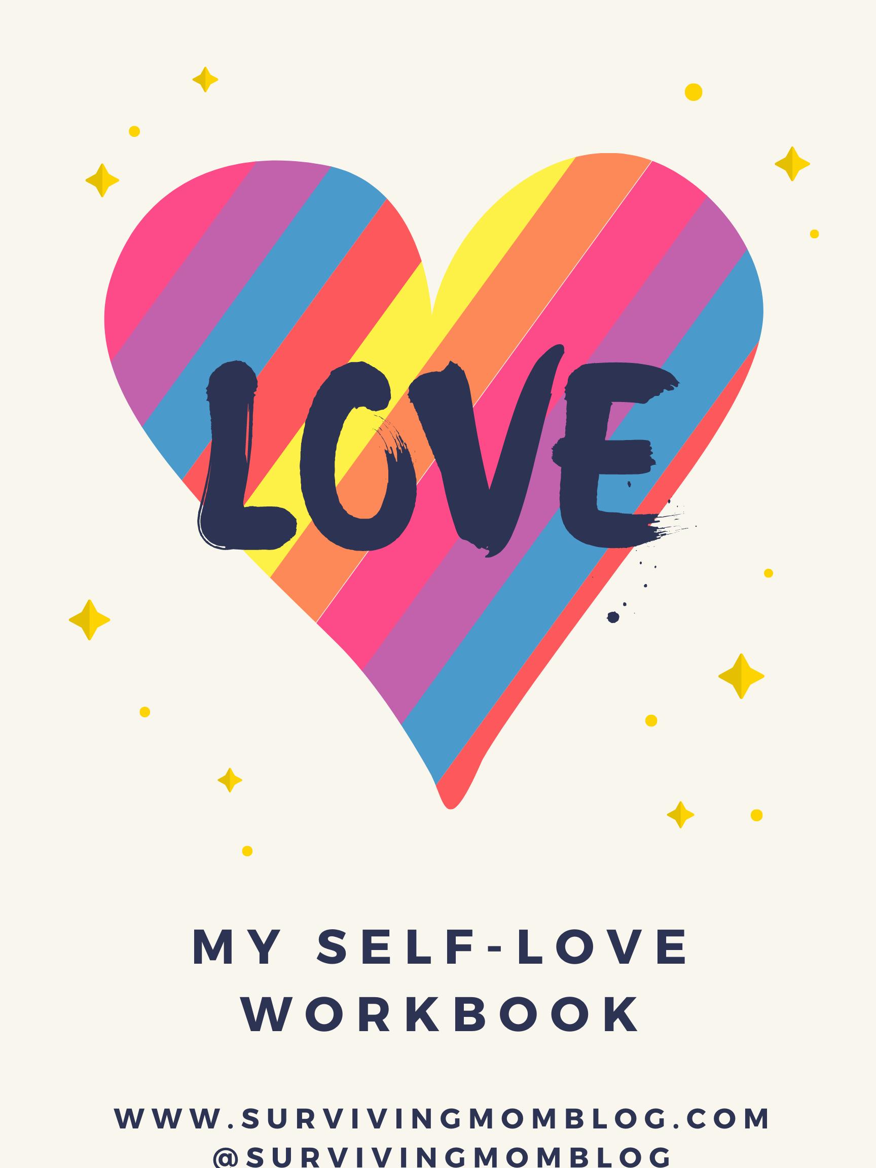 my self love worksheet bundle