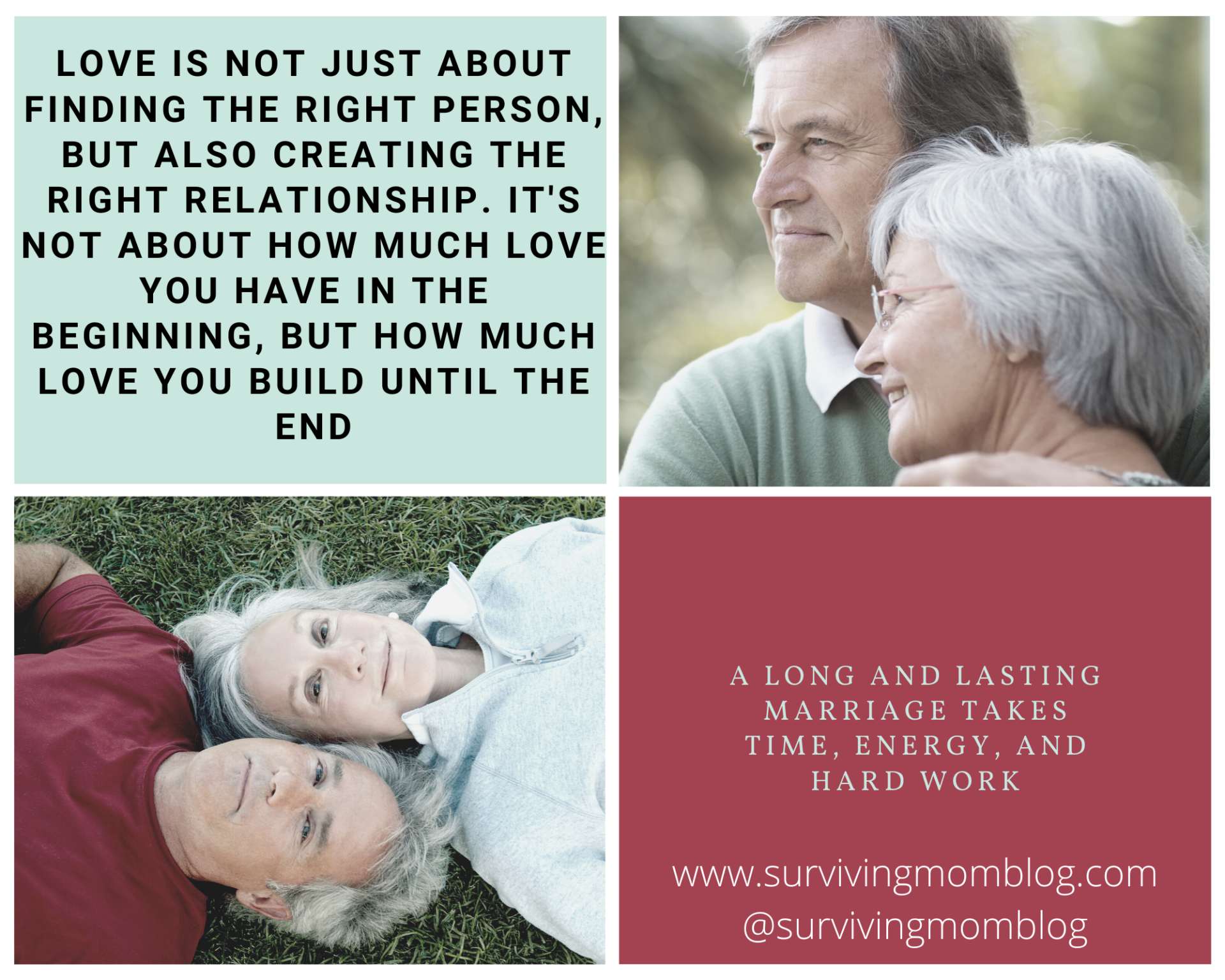 long and lasting marriage