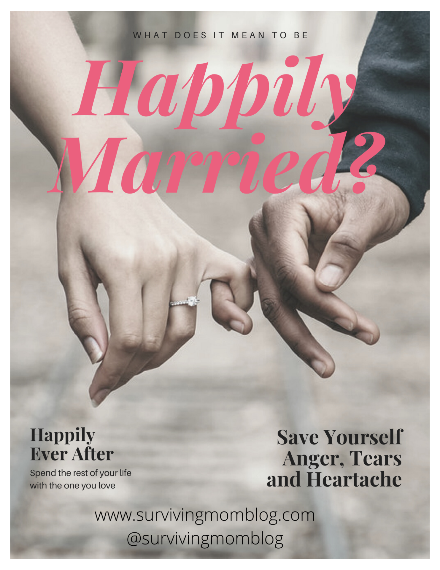 what does it mean to be happily married