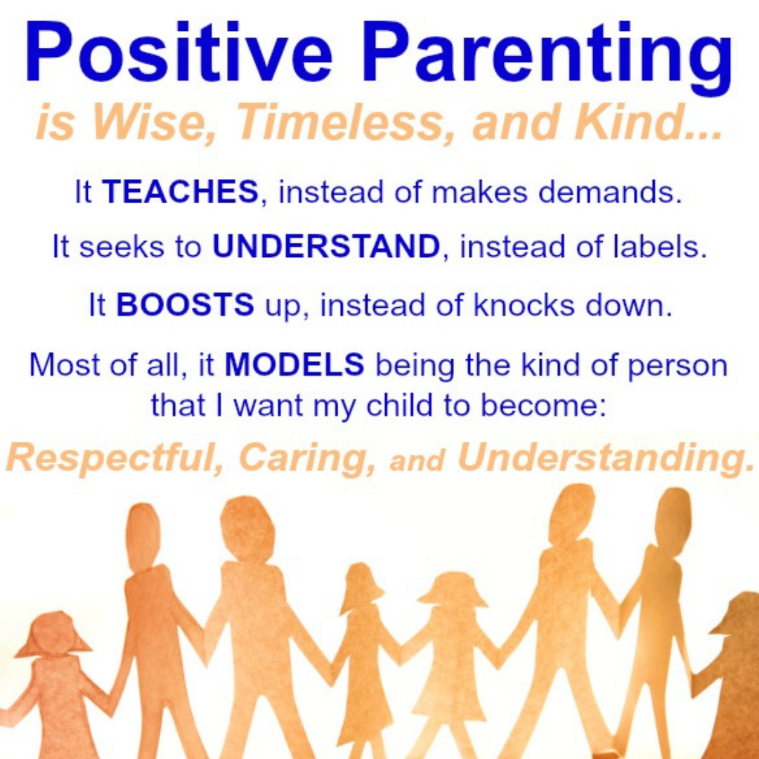 positive parenting is timeless