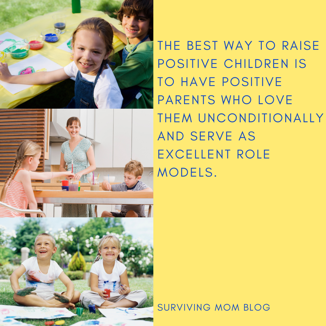 positive parenting solutions and tips