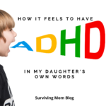 How It Feels To Have ADHD In My Daughter's Own Words