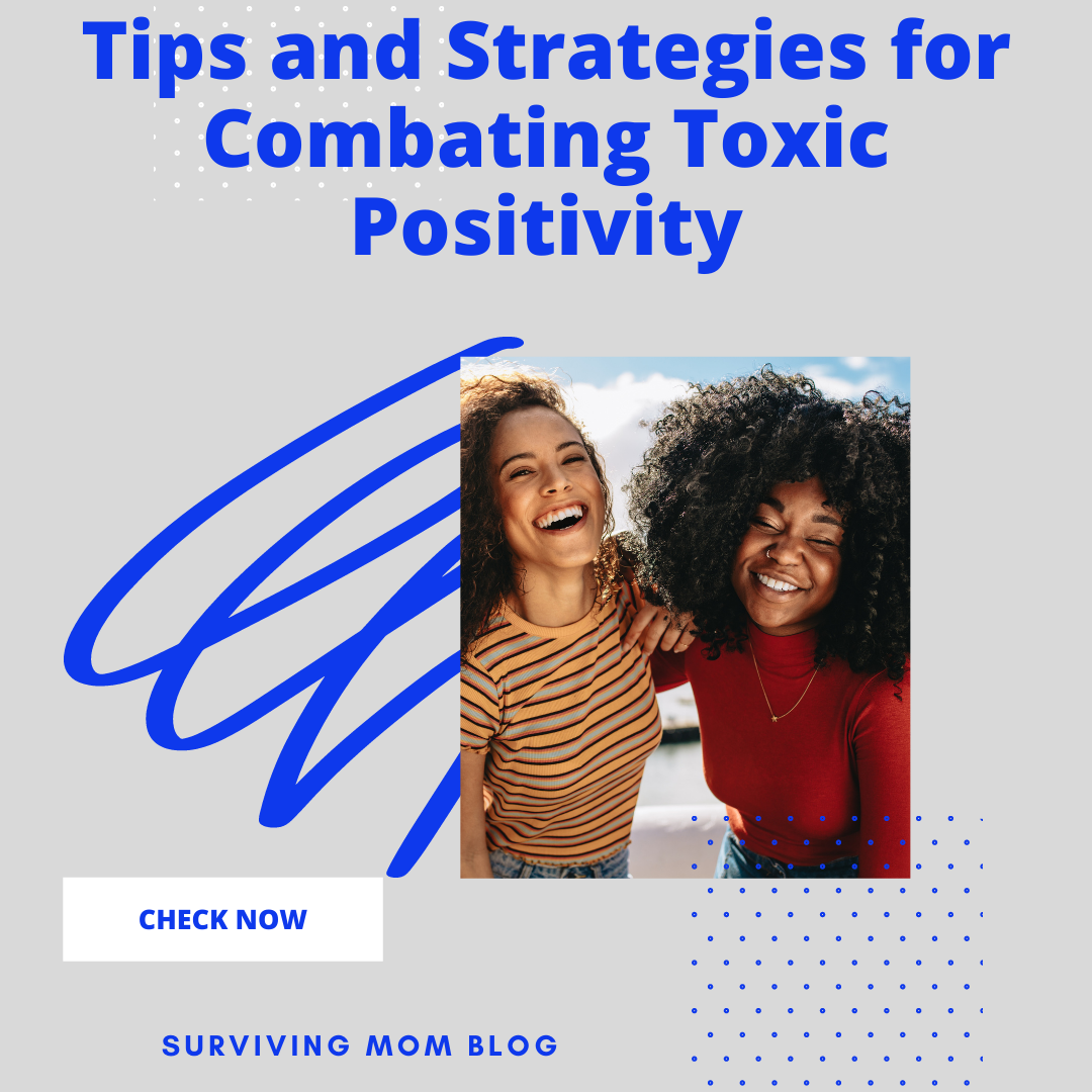 toxic positivity tips and strategies