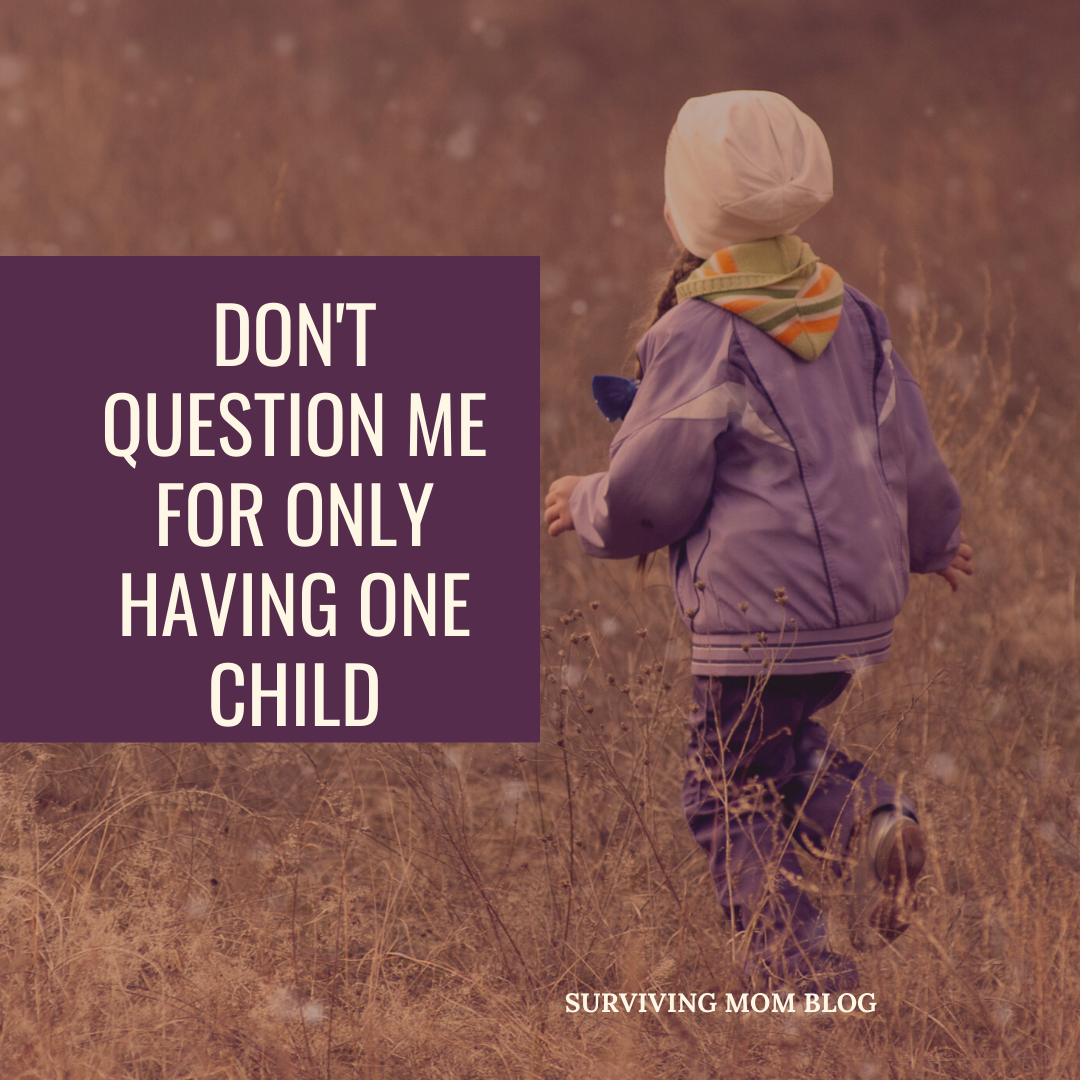 choosing to have only one child