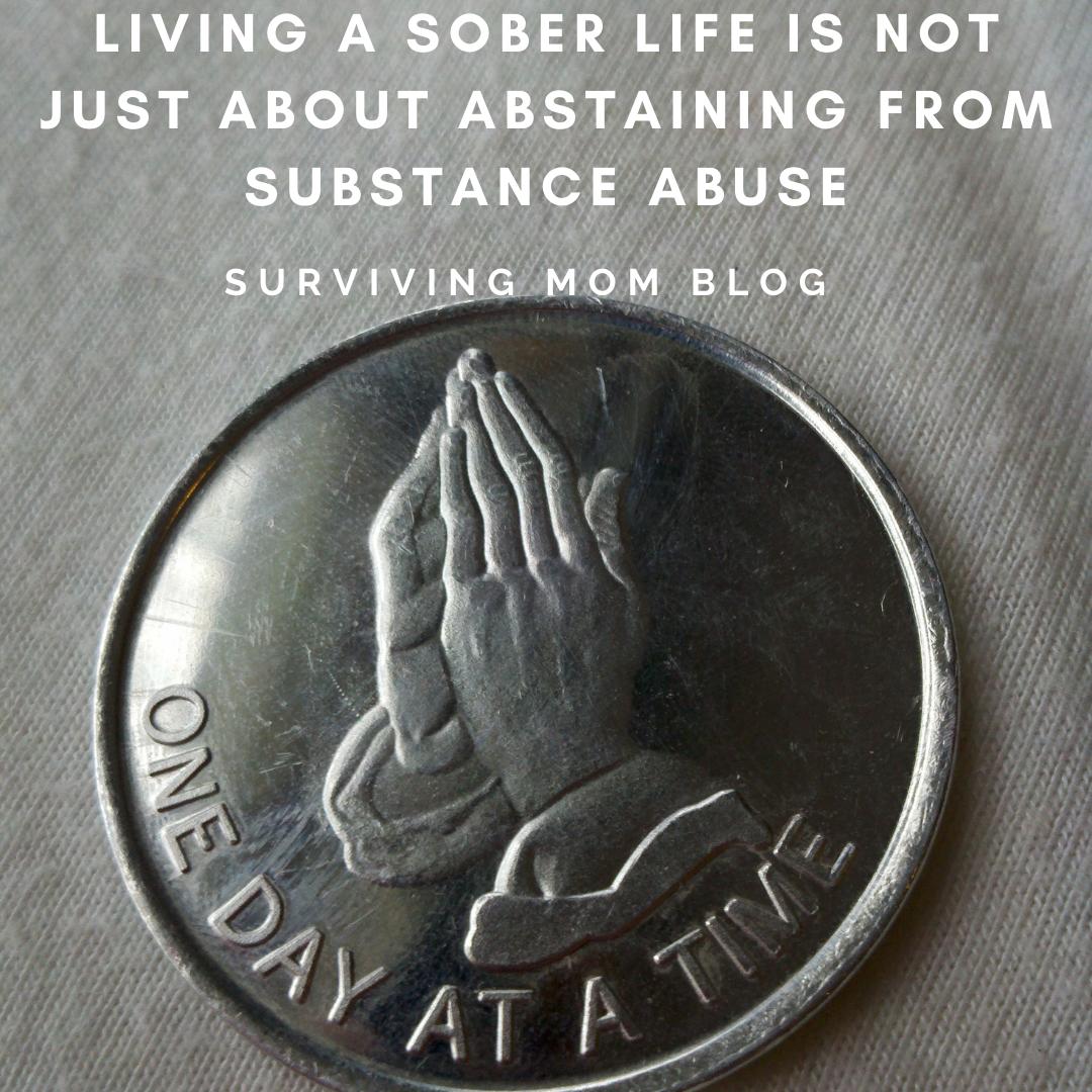 living a sober life